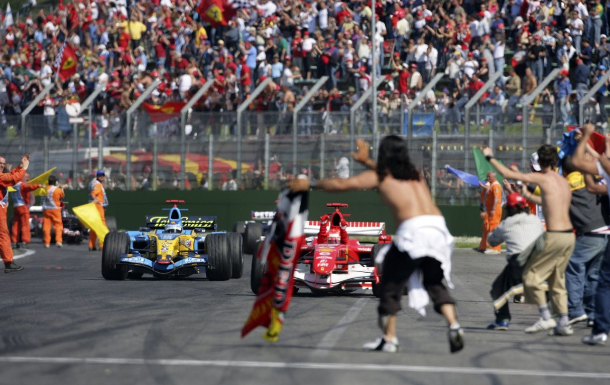 イタリアGPの開催地決まらず。イ...